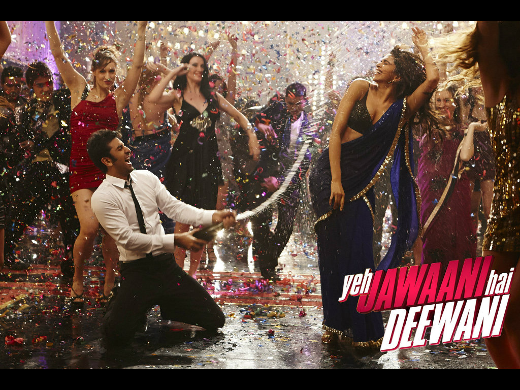 yeh jawaani hai deewani hq movie wallpapers | yeh jawaani hai