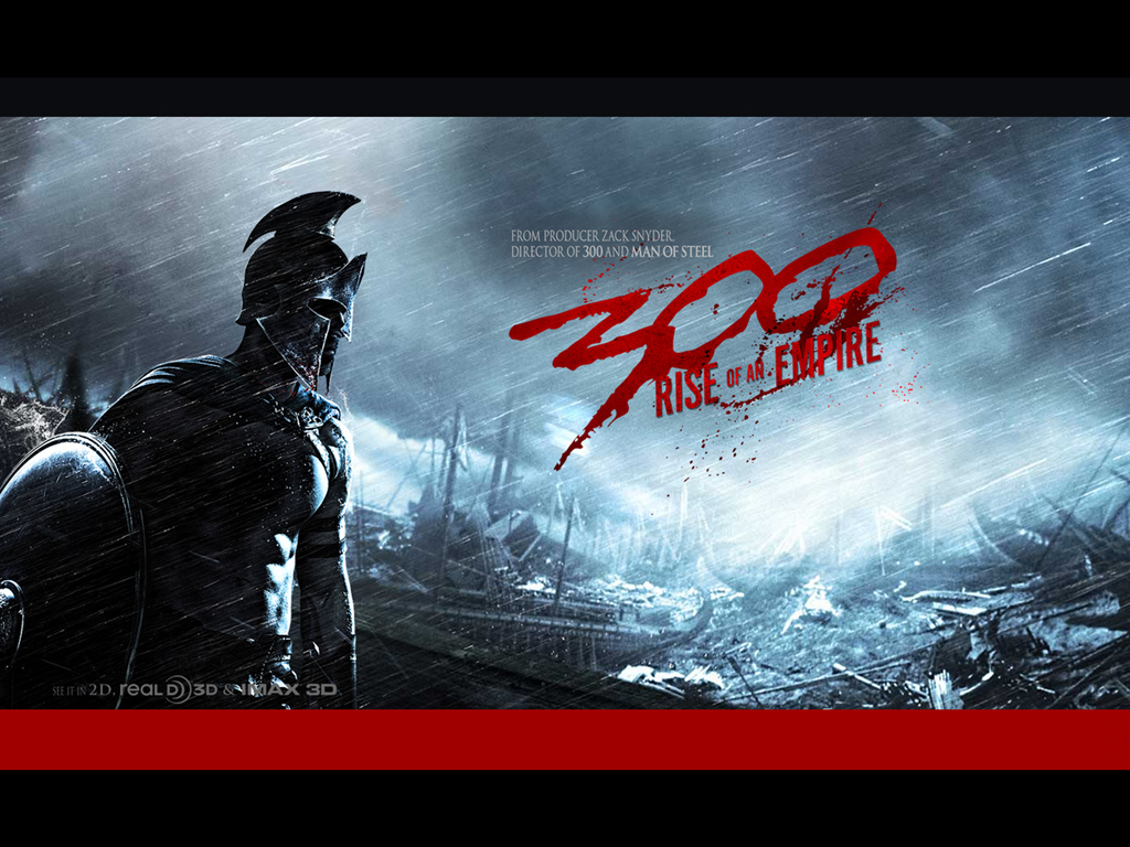 300 Rise of an Empire movie Wallpaper -10113