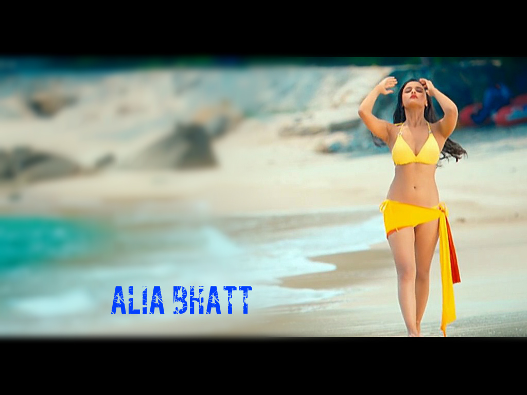 Alia Bhatt Wallpaper -9978