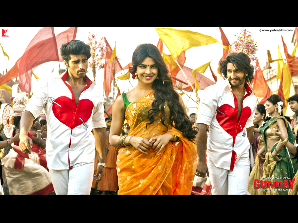 Gunday movie Wallpaper -10090