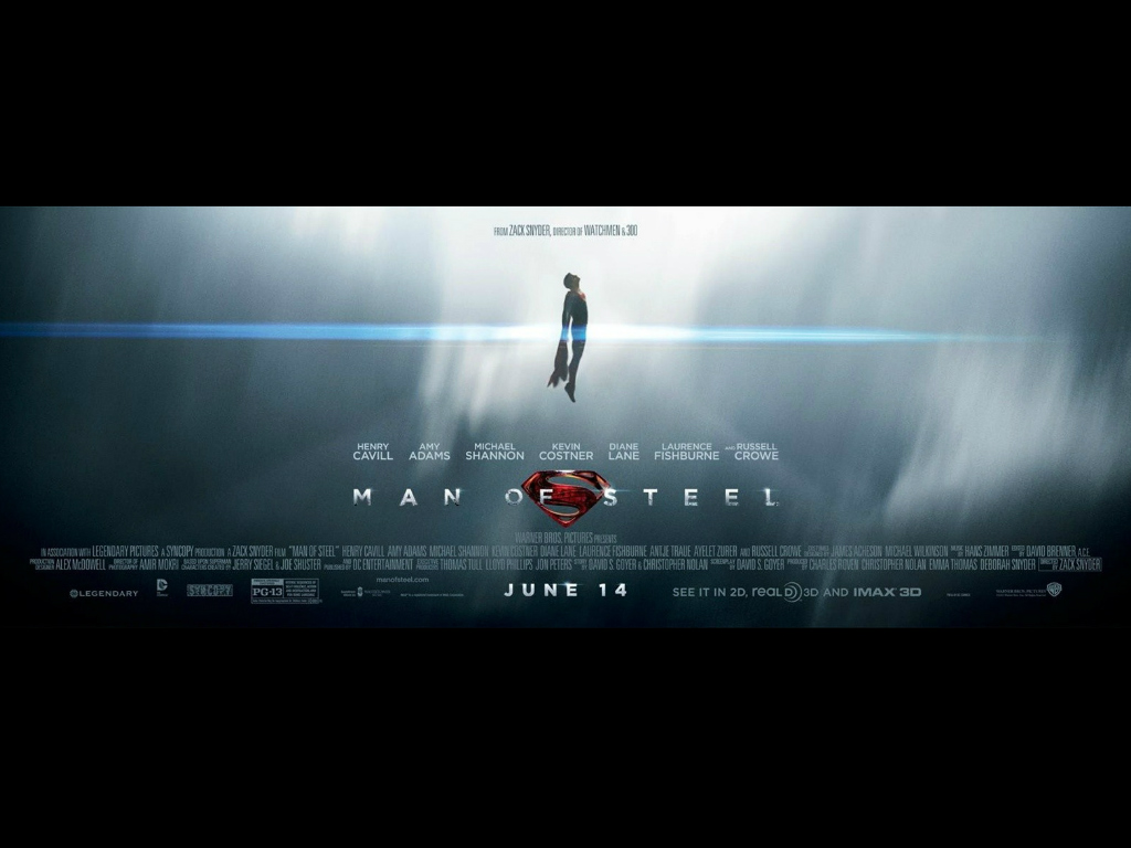 Man of Steel movie Wallpaper -10178