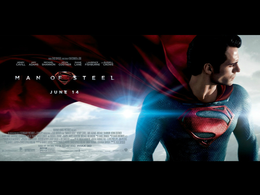 Man of Steel movie Wallpaper -10180