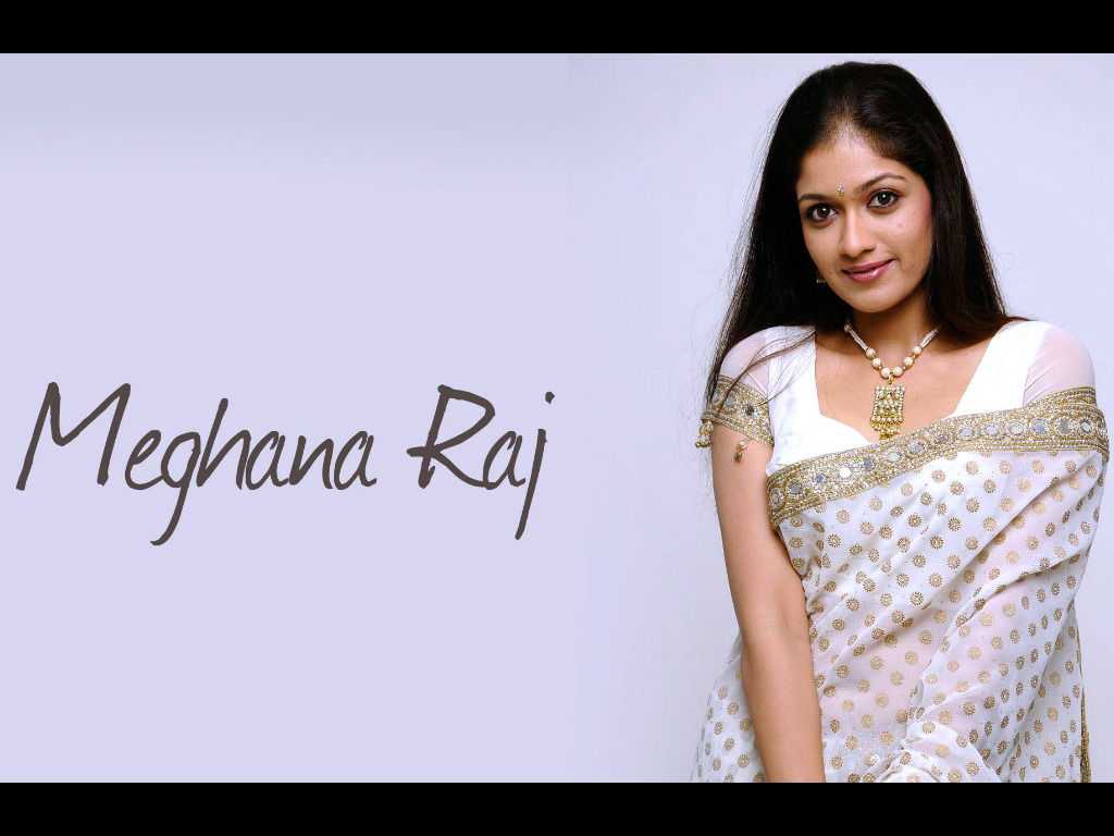 Meghana Raj Wallpaper -10002