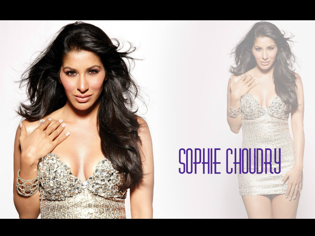 Sophie Choudry Wallpaper -10007