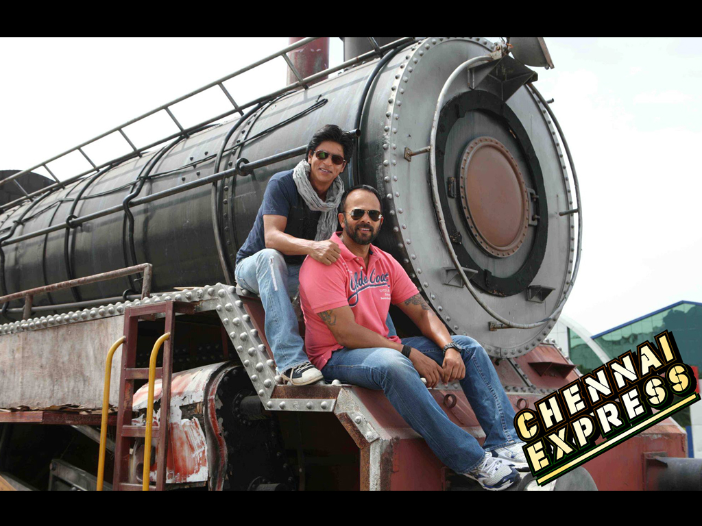 Chennai Express movie Wallpaper -10257