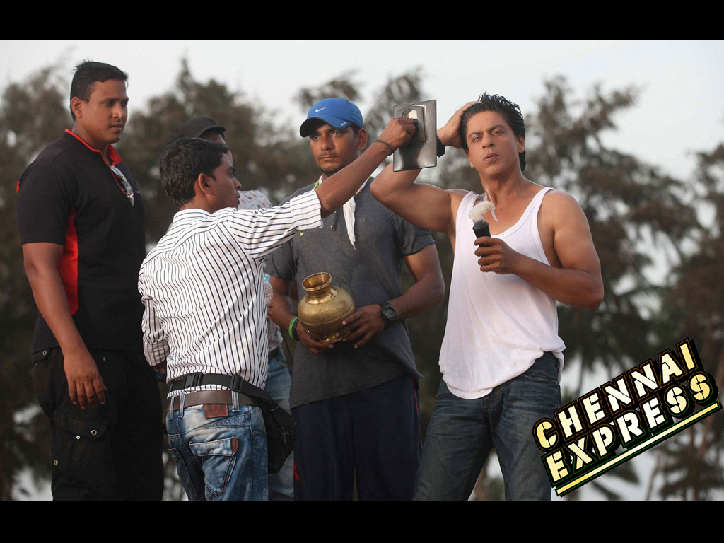 Chennai Express movie Wallpaper -10258