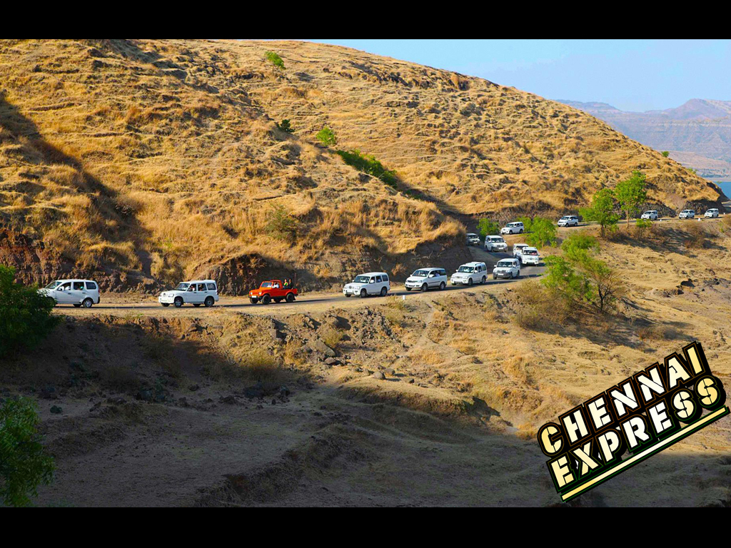 Chennai Express movie Wallpaper -10259
