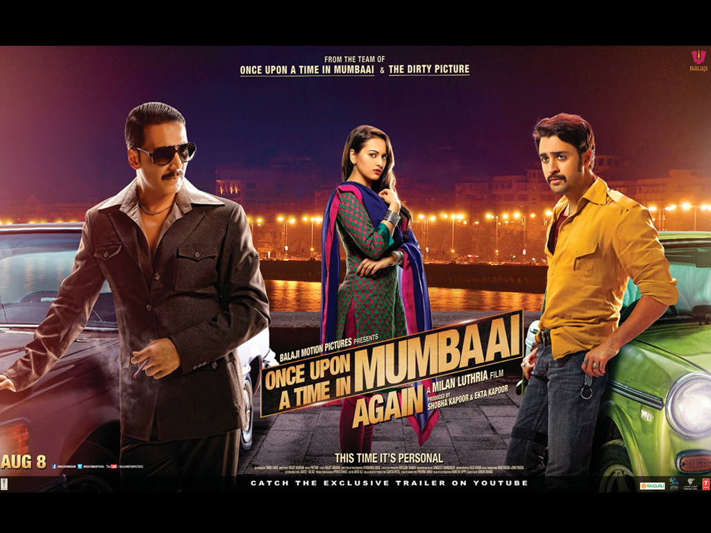 Once Upon Ay Time In Mumbai Dobaara HQ Movie Wallpapers ...