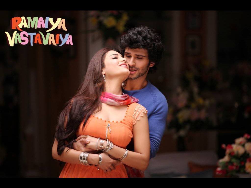 Ramaiya Vastavaiya movie Wallpaper -10308