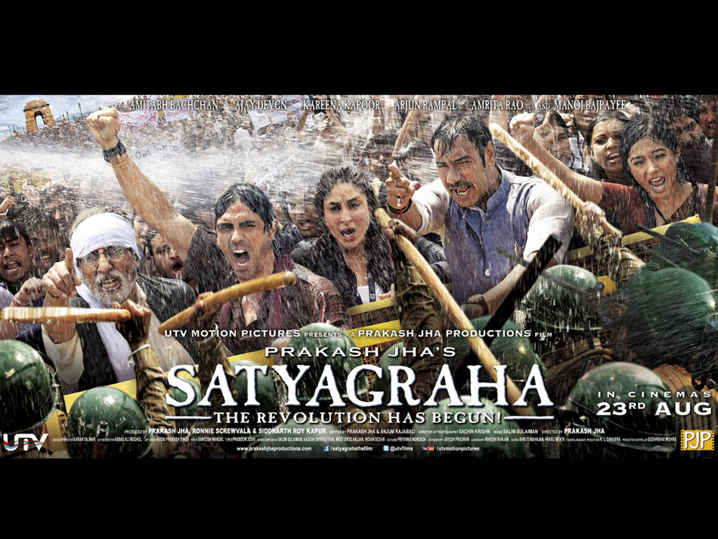 Satyagraha movie Wallpaper -10410