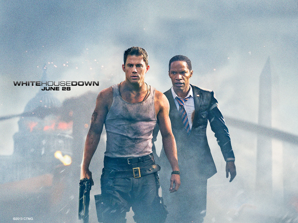 White House Down movie Wallpaper -10289