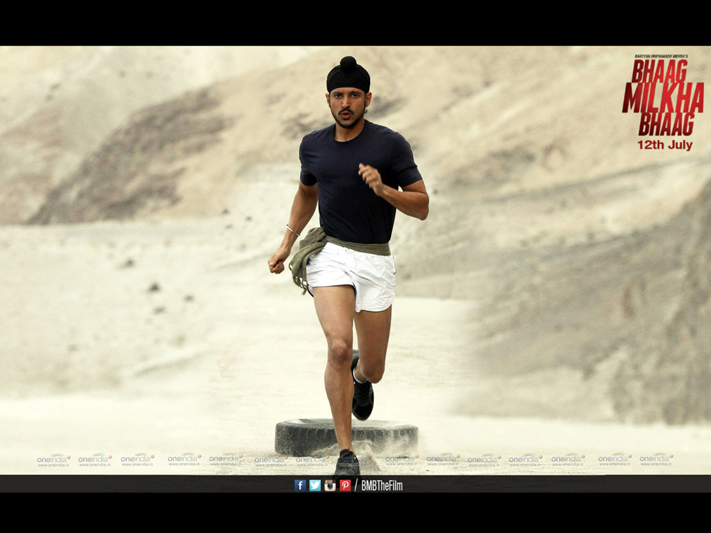 Bhaag Milkha Bhaag movie Wallpaper -10429