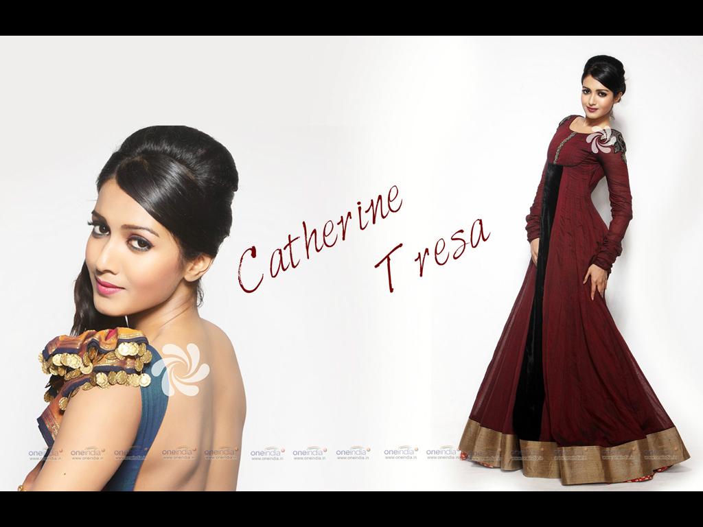Catherine Tresa Wallpaper -10570