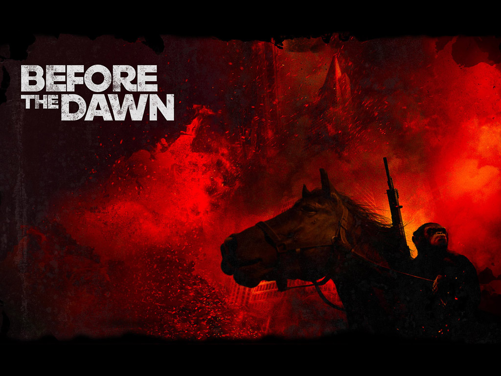 Planet Of The Apes Wallpaper: Dawn Of The Planet Of The Apes HQ Movie Wallpapers