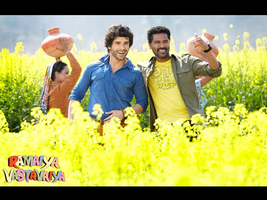 Ramaiya Vastavaiya movie Wallpaper -10511