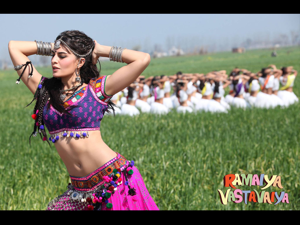 Ramaiya Vastavaiya movie Wallpaper -10512