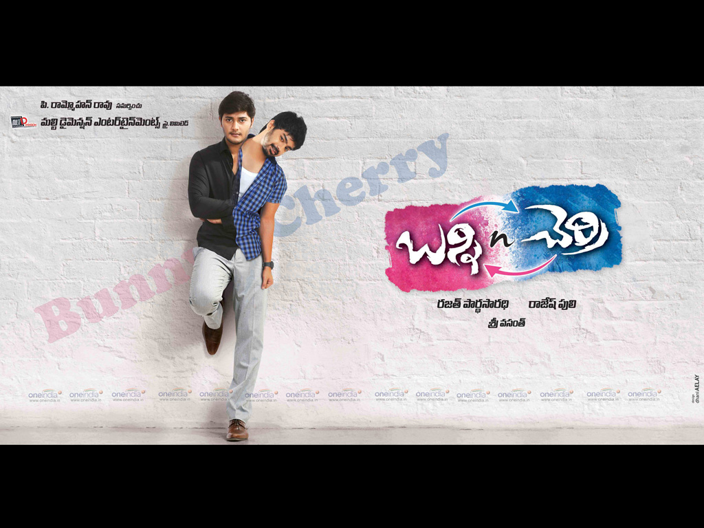 Bunny and Cherry movie Wallpaper -10918