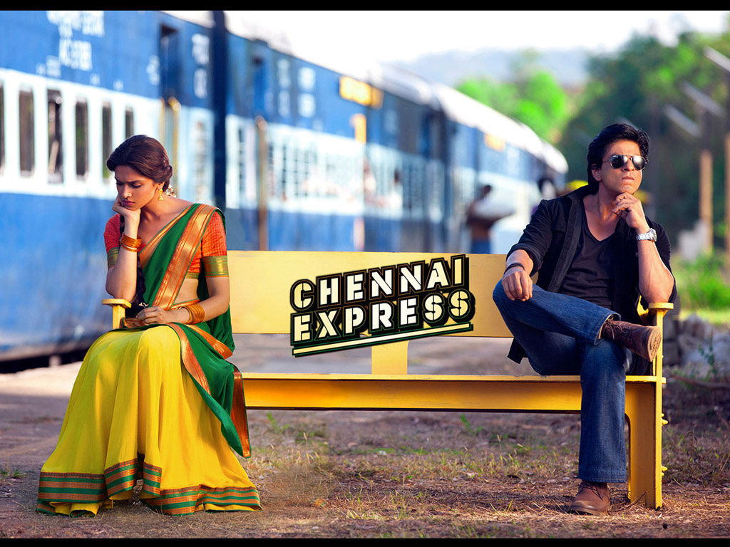 Chennai Express HQ Movie Wallpapers