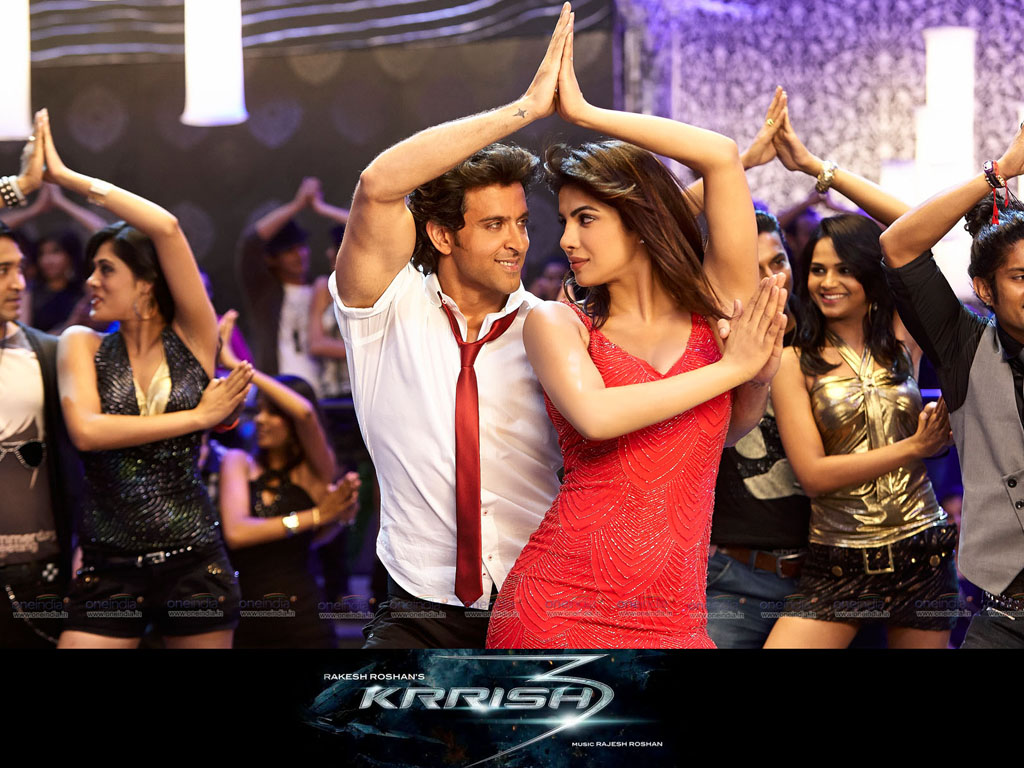 Krrish 3 movie Wallpaper -10876