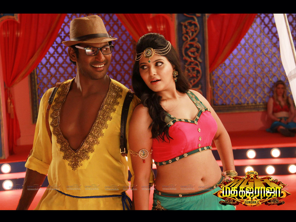 Madha Gaja Raja movie Wallpaper -10983