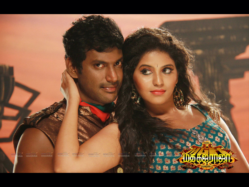 Madha Gaja Raja movie Wallpaper -10984