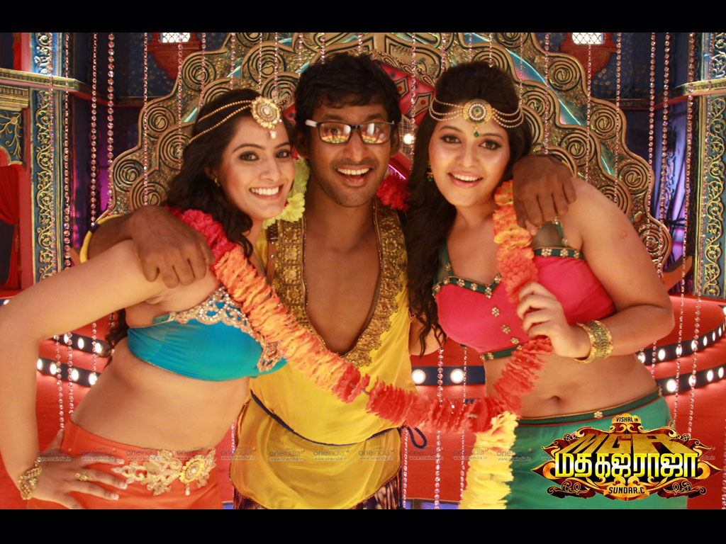 Madha Gaja Raja movie Wallpaper -10986