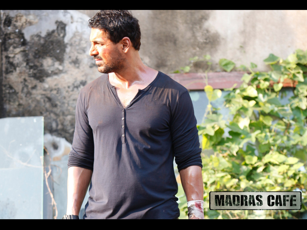 Madras Cafe movie Wallpaper -10857