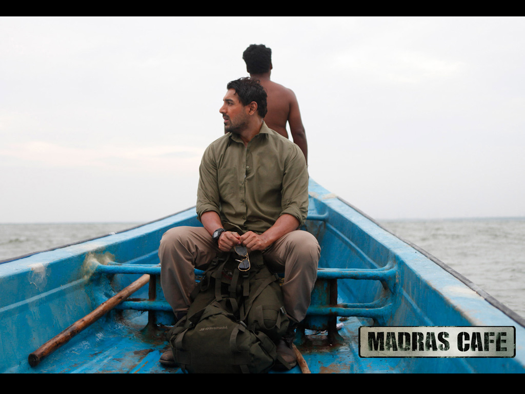 Madras Cafe movie Wallpaper -10859
