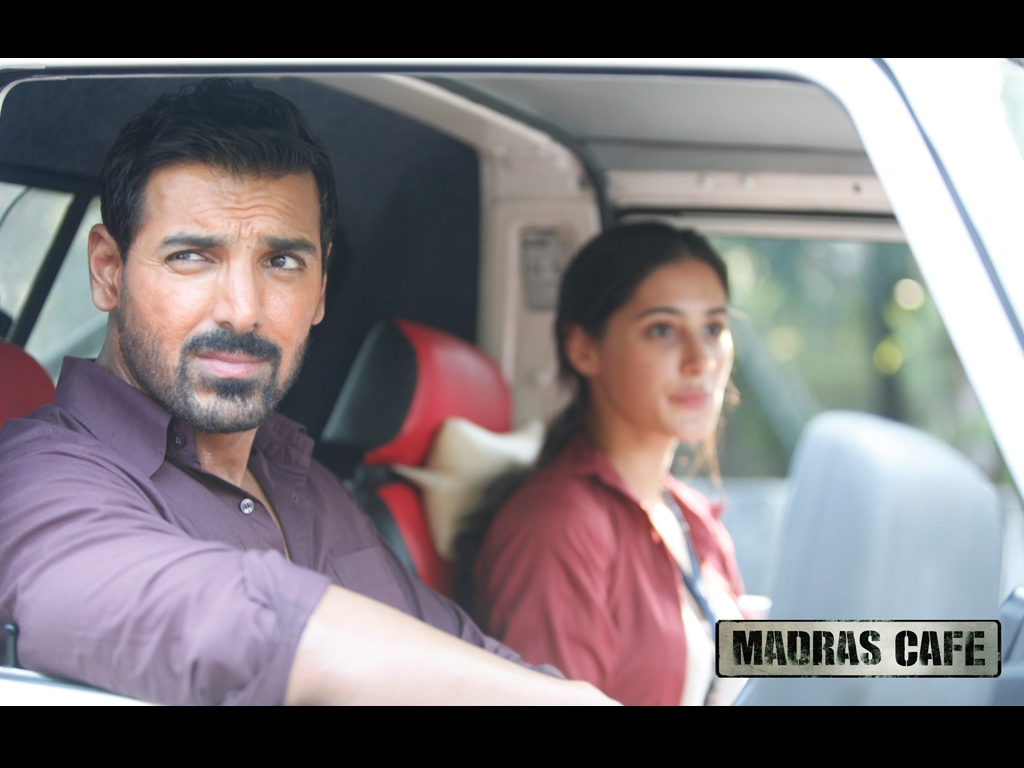 Madras Cafe movie Wallpaper -10862