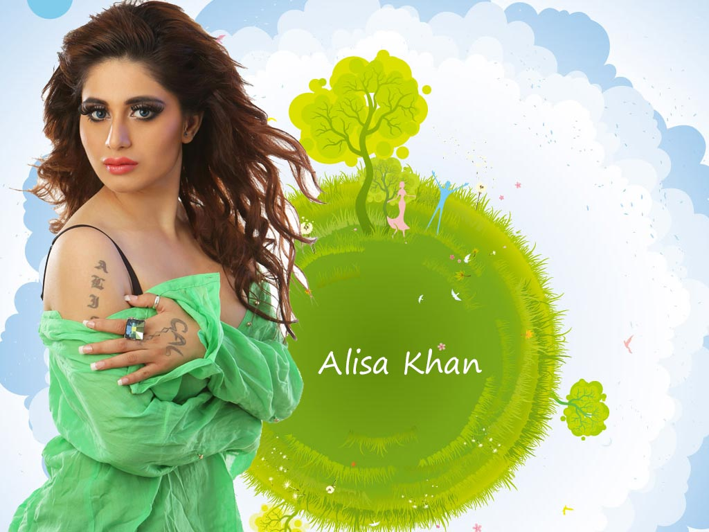 Alisa Khan Wallpaper -11466