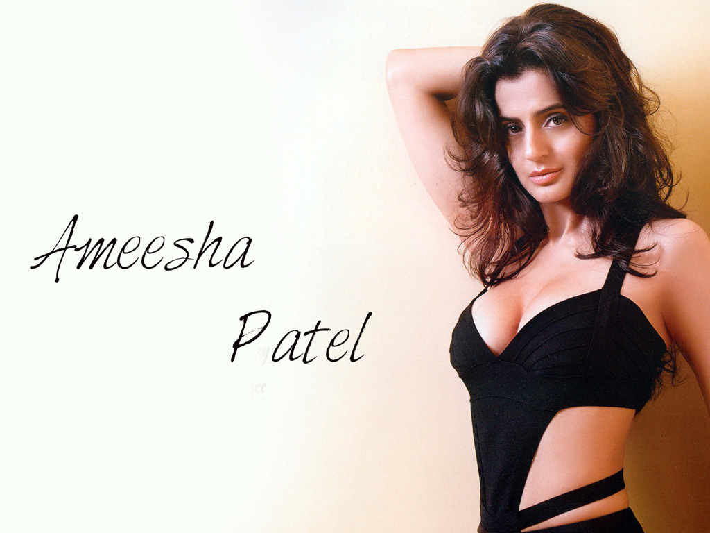 ameesha patel hq wallpapers | ameesha patel wallpapers - 11482