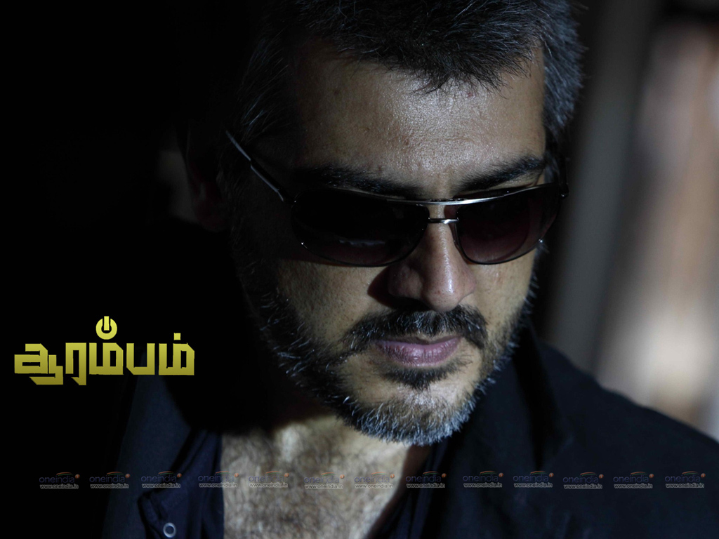 Arrambam movie Wallpaper -11400