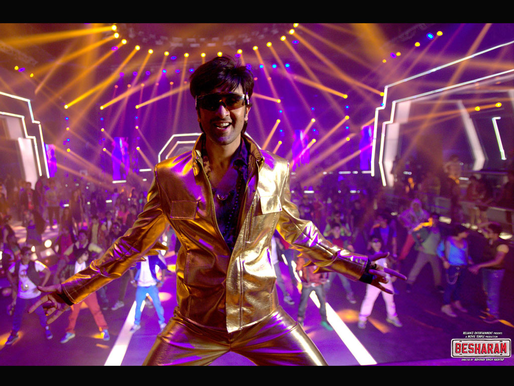 Besharam movie Wallpaper -11408