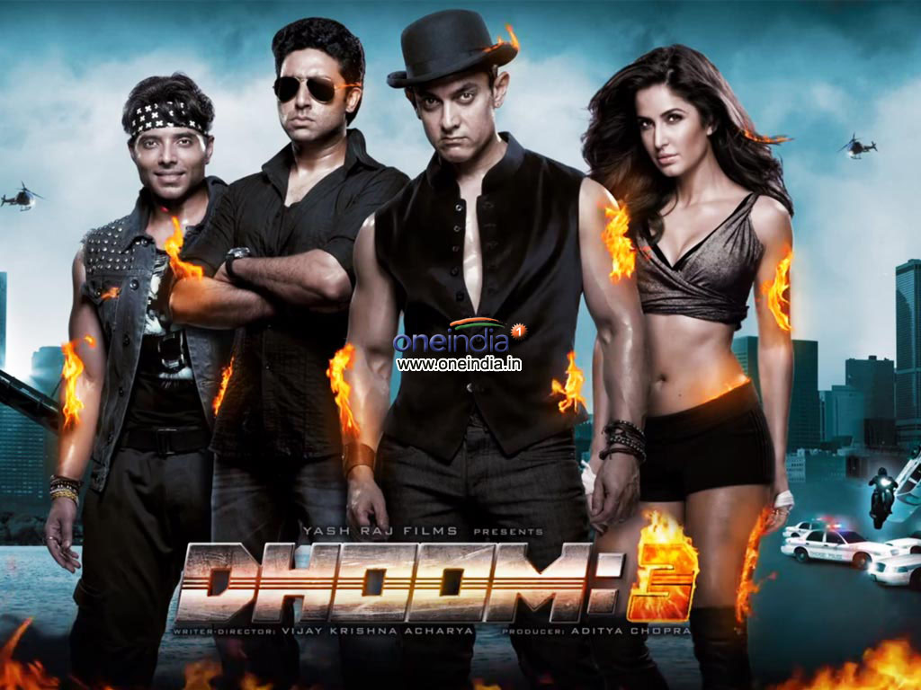 dhoom 3 hq movie wallpapers | dhoom 3 hd movie wallpapers - 11497