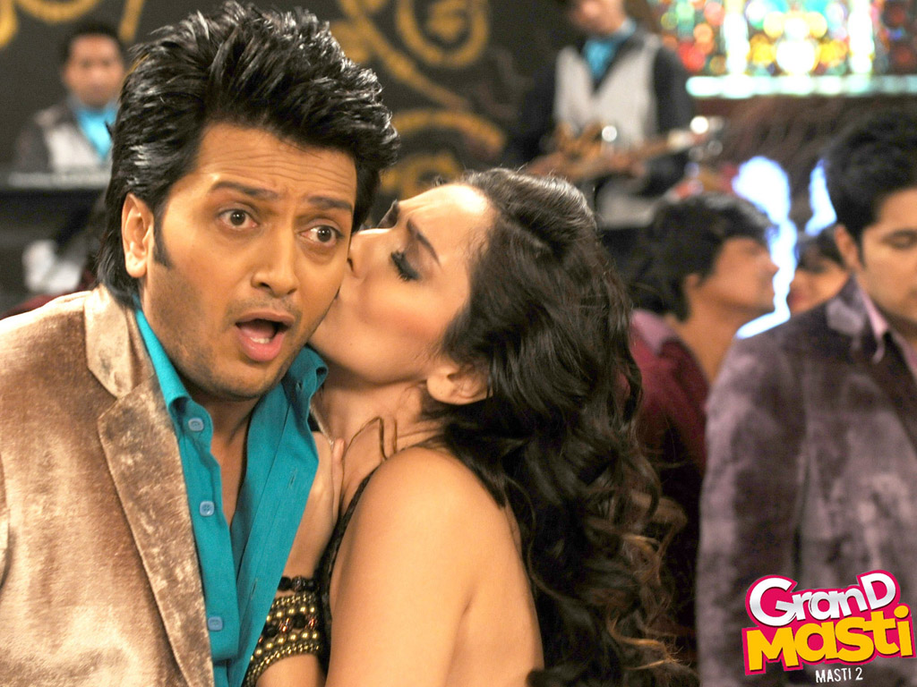Grand Masti movie Wallpaper -11300