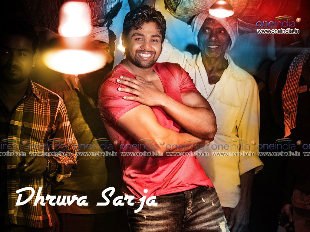 dhruva sarja brother