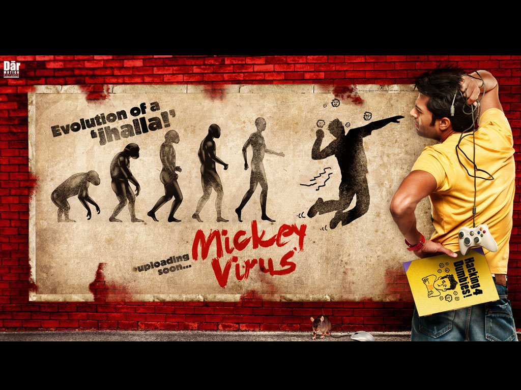 Mickey Virus movie Wallpaper -11329