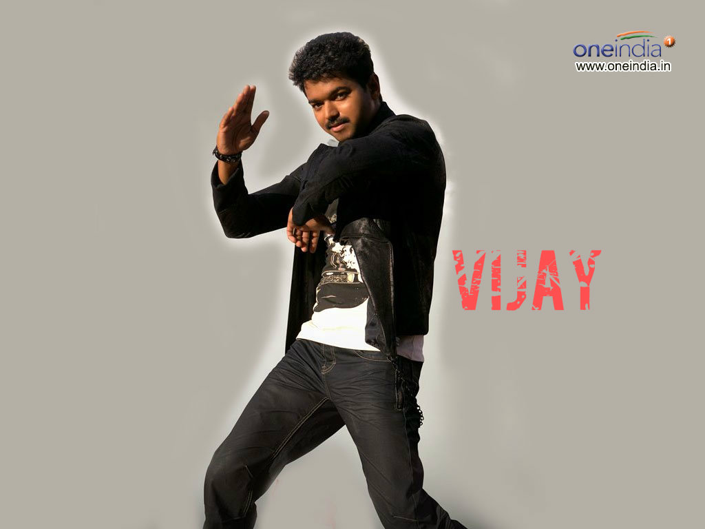 Vijay (Tamil Actor) Wallpaper -11038