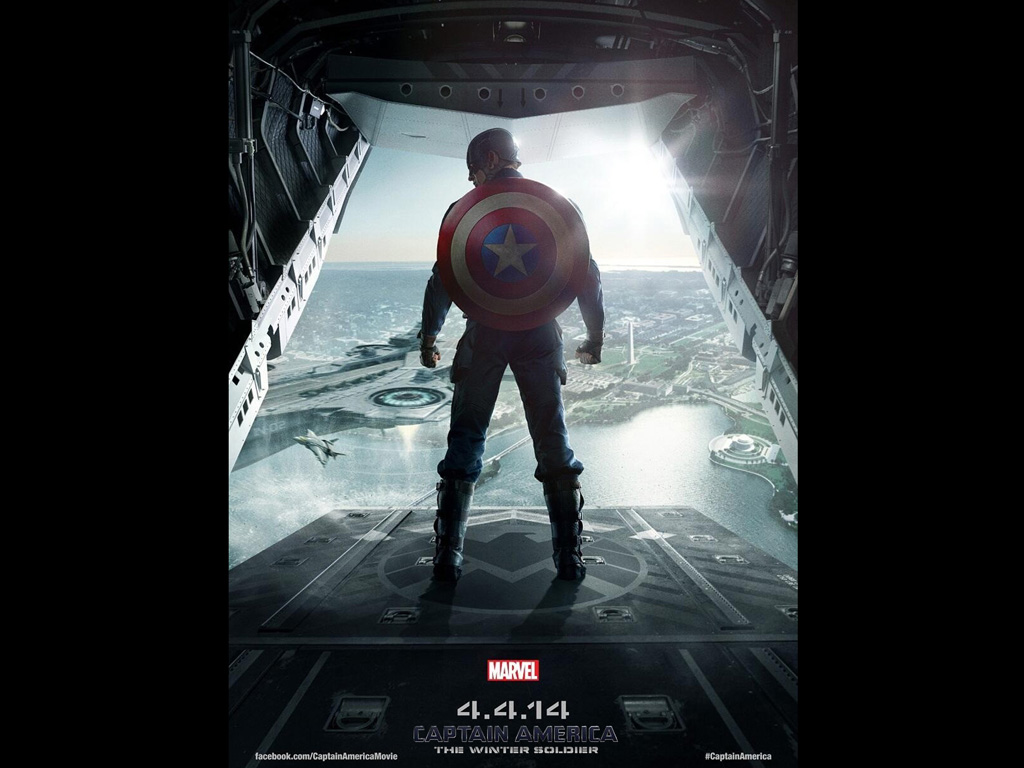 Captain America The Winter Soldier movie Wallpaper -12028