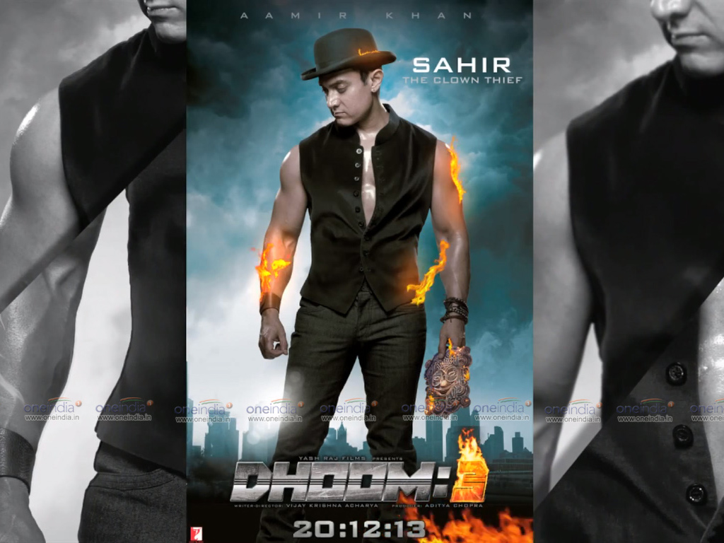 dhoom 3 hq movie wallpapers | dhoom 3 hd movie wallpapers - 12055