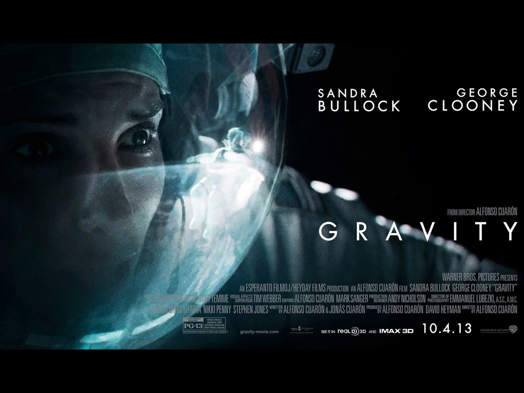 Gravity Gallery Images Posters Wallpapers and Stills