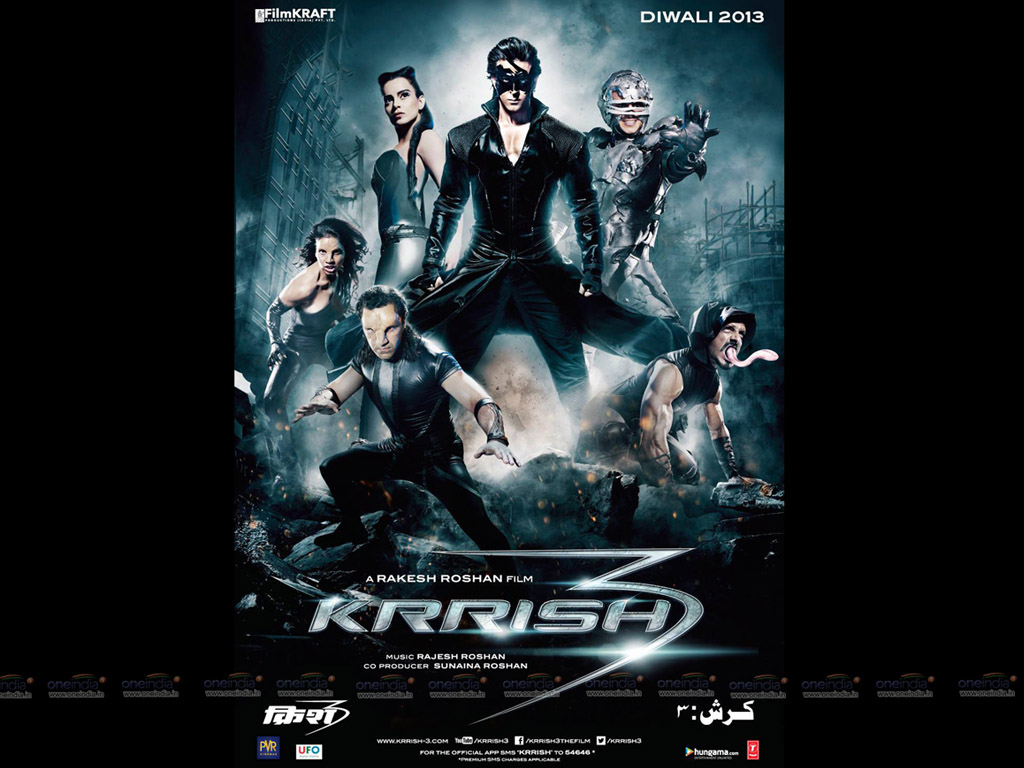 Krrish 3 movie Wallpaper -11717