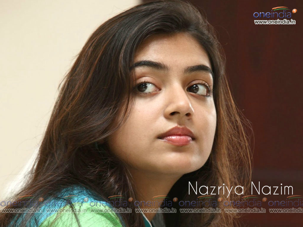 Nazriya Nazim Wallpaper -11627