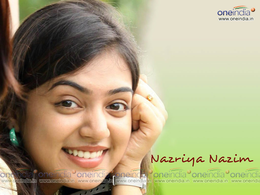 Nazriya Nazim Wallpaper -11620