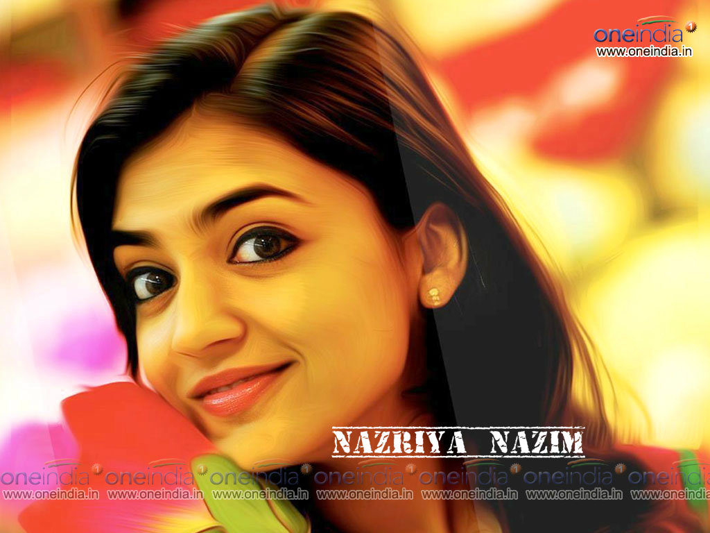 Nazriya Nazim Wallpaper -11621