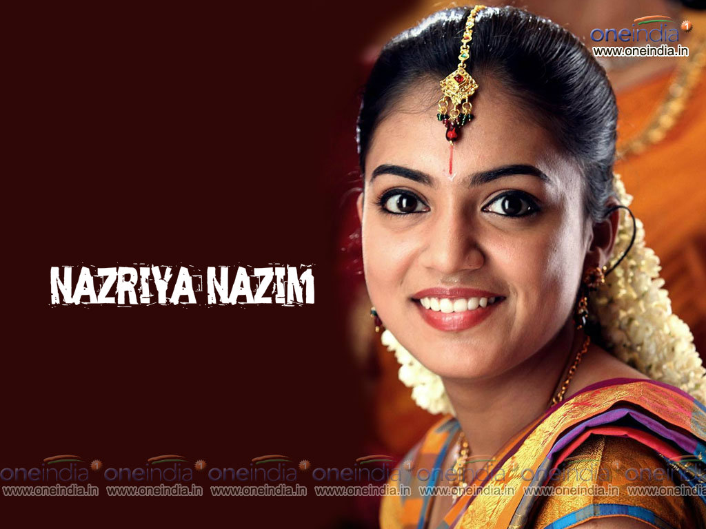 Nazriya Nazim Wallpaper -11622