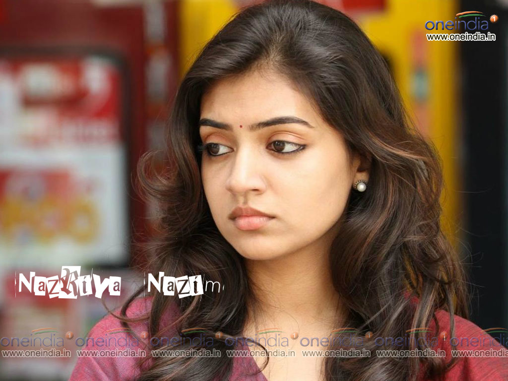 Nazriya Nazim Wallpaper -11625