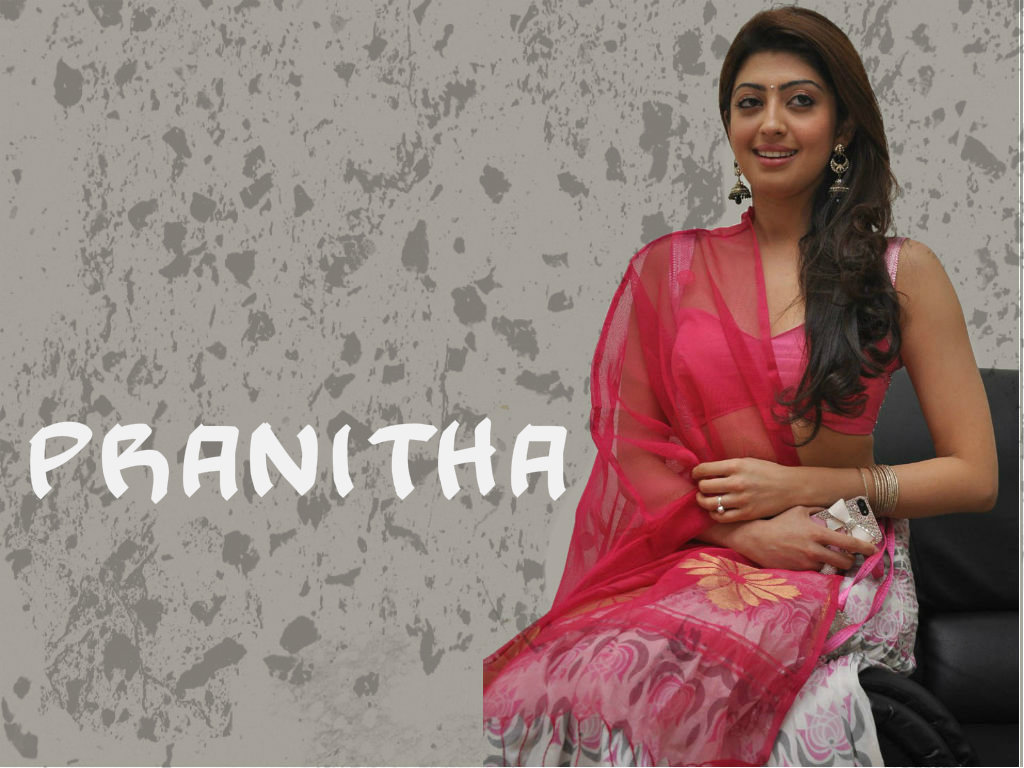 Pranitha Wallpaper -11831
