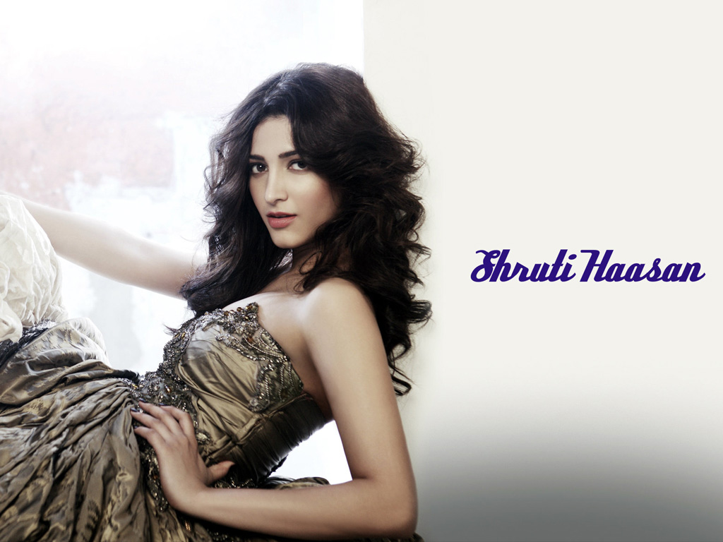 Shruti Haasan Wallpaper -11656