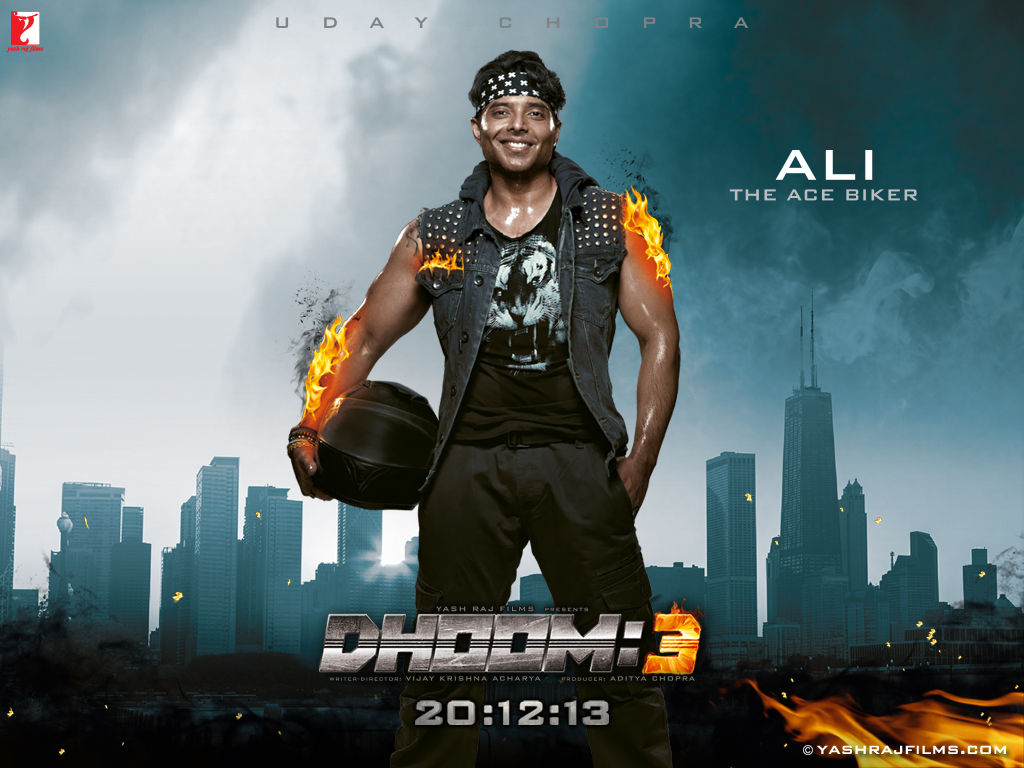 Dhoom 3 x movie - 1 1